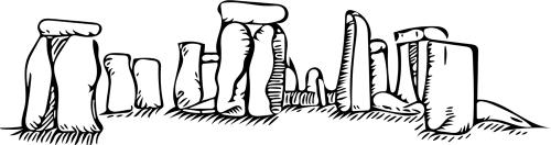 stonehenge-etching